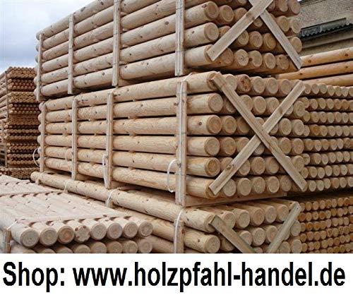 Holzpalisaden Ø 8 x 1,50m 1400 Stk 5530€ je Stk 3,95€