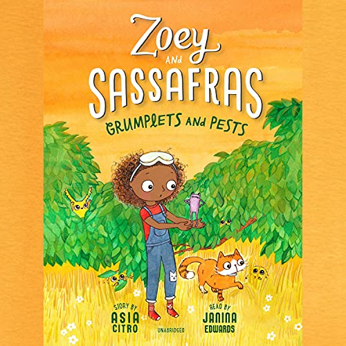 Zoey and Sassafras: Grumplets and Pests cover art