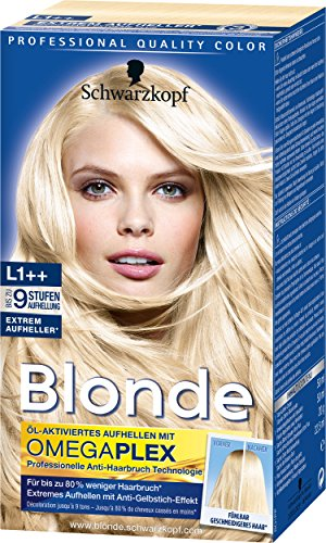 Henkel Beauty Care -  SCHWARZKOPF BLONDE