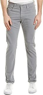 Ag Jeans Mens The Stockton Cloud Grey Skinny Leg, 33, Grey