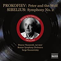 Prokofiev/Sibelius: Peter & Th