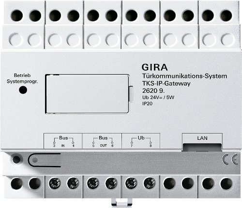 Gira 262098 TKS-IP-Gateway 10 Lizenzen