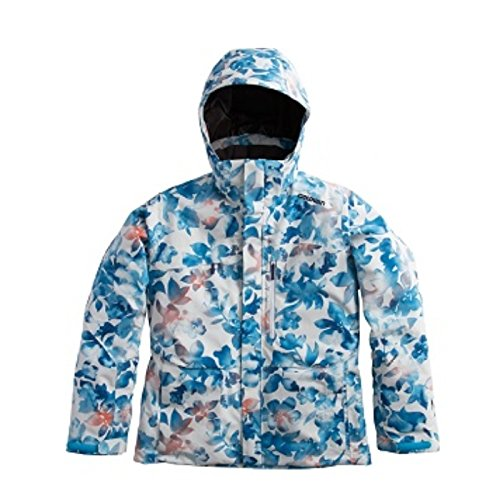 16-17GOLDWIN(ゴールドウィン)レディース女性用スキージャケット「W's Pale Flower Jacket」GL11604P (L, VB)