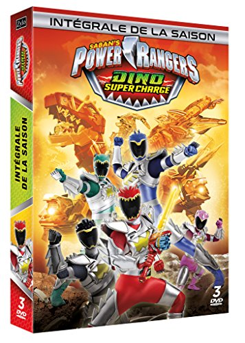 Coffret power rangers dino super charge [FR Import]
