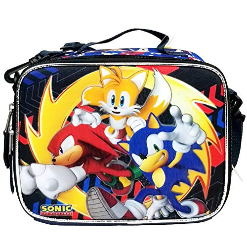 9.5' Sonic the Hedgehog Speedy Lunch Bag/Box