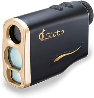 G-LABO(ジーラボ) ゴルフ レーザー距離計 1000m測定仕様 ハイレベル 距離測定器 距離計測 ゴルフスコープ 国内メーカー 雨天対応 IPX5 軽量 147g 光学6...