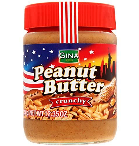 Erdnussbutter Crunchy 350g