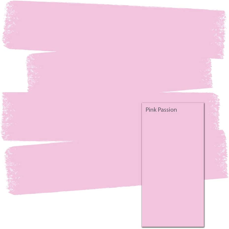 Prestige Paint and Primer in One, Pink Passion, Eggshell, 2 x 4