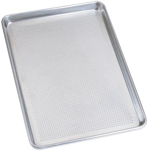 Sil-Eco Perforated Baking Pan, Half Sheet Size, 13' x 18'