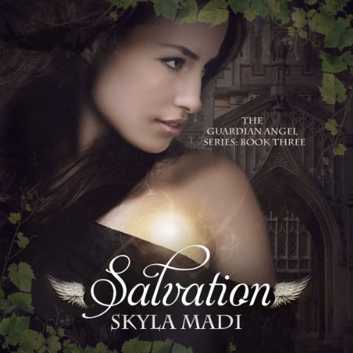 Salvation  audiobook cover art