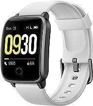 Willful Smart Watch for Men Women IP68 Waterproof, Fitness Tracker Heart Rate Monitor Sport Digital Watch, Smartwatch for ...