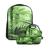 Conjunto de mochila escolar,Depositphotos,con bolsa de almuerzo y estuche para lápices para mochila para adolescentes
