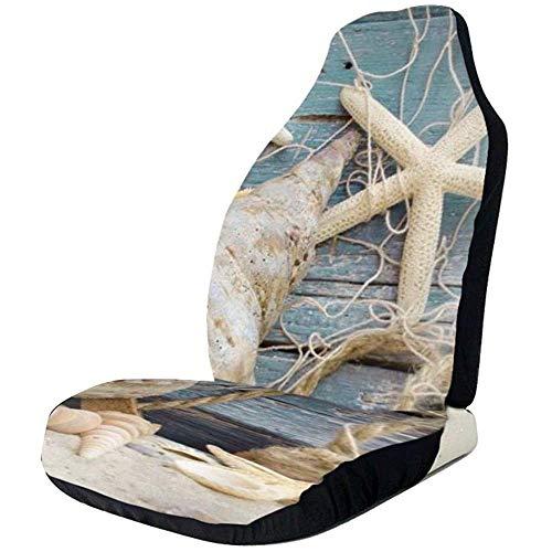 Fall Ing handdoeken, schelpen van zeester stoelhoezen beschermhoezen hoes automatische voorstoelen