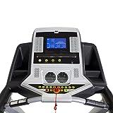 Zoom IMG-1 bh fitness marathoner g6458rf tapis