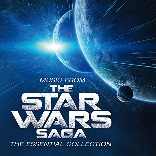 Music from Star Wars Saga/The Essential Collection/Vinyle Couleur Audiophile 180gr