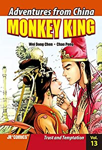 Monkey King Volume 13: Trust and Temptation