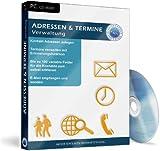 Adressen und Termine - CRM Verwaltung Software -
