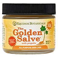Equinox Botanicals - Golden Salve 2 oz