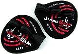 Almohadillas de agarre de agarre levantamiento de peso por Jasons Gear con 4mm absorción de...