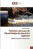 Pollution des eaux de l'Oued Medjerda (Nord-Est algérien): Qualité et pouvoir auto-épurateur