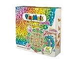 PlayMais 160358 - PlayMais Mosaico Craft Kit de moda de la mandala, 3000 piezas , color/modelo surtido