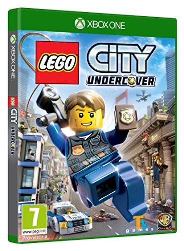 lego city xbox one s Xbox One Lego City Undercover -