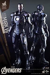 アイアンマン マーク7(ステルス版) ホットトイズ ムービー マスターピース MMS282● アベンジャーズ IRON MAN mark VII HOT TOYS 未開封