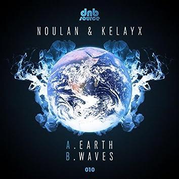 Earth / Waves