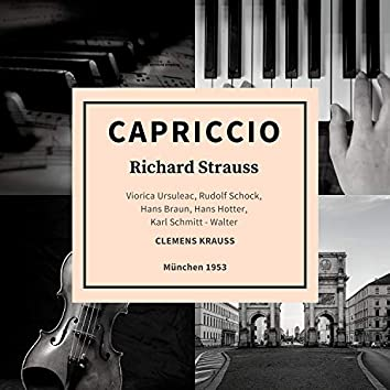 Strauss : Capriccio (München 1953)
