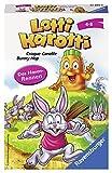 Ravensburger - 233939 - Jeu de Voyage - Croque Carotte - Bunny Hop