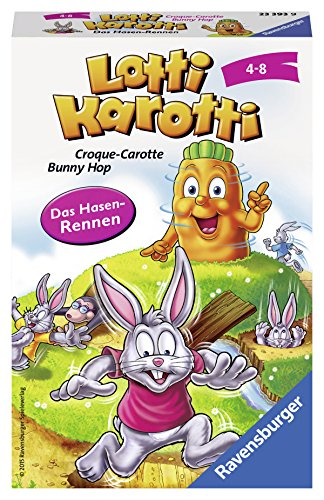 Ravensburger Mitbringspiele 23393 - Lotti Karotti