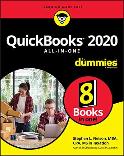 QuickBooks 2020 All-in-One For Dummies (English Edition)
