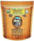 2LB Pablo's Pride Organic Dark Roast - Whole Bean Coffee - Low Acidity - Organic Arabica Coffee - 2 Pound Bag