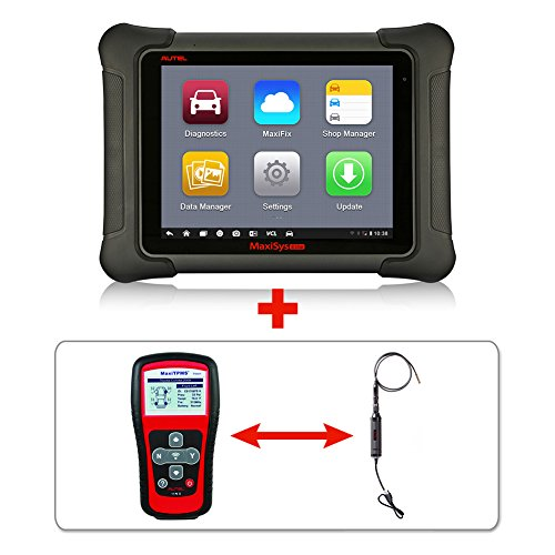 Why Choose Autel Maxisys Elite+TS401+MV105 – Diagnostic Tool with Specific Car ECU Coding & Progra...