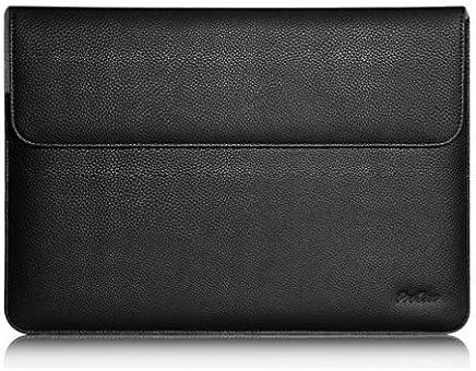 "Microsoft Surface Book Macbook Pro 13 Case Sleeve, ProCase Sleeve Cover for 13 Inch Macbook Pro 2017 and 2016 / Pro Retina / Macbook Air 13.3"" / Surface Book Tablet Laptop -Black"