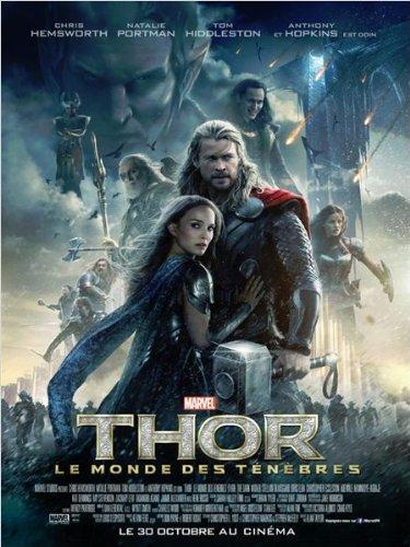 Affiche Cinéma Originale Grand Format - Thor : Le Monde Des Ténèbres (format 120 x 160 cm pliée)