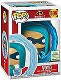 Funko Pop! The Incredibles 2 509 Voyd Vinyl Figure Disney Pixar Edición Limitada