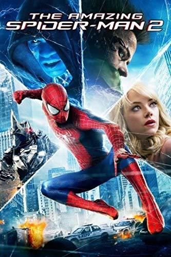lcyab 1000 Piezas De Rompecabezas para Adultos Juego De Ocio para Niños-Posters De Películas De The Amazing Spider-Man 2-Juego De Rompecabezas Familiar   Juego De Puzzle 75X50Cm