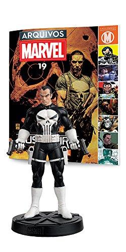 Justiceiro - Coleção Marvel Fact Files