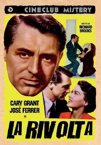 Crisis (1950) - Region 2 PAL, plays in English without subtitles by Cary Grant