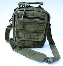 AcidTactical Molle Pistol Gun Case Concealed Carry Bag Utility Pouch Range Bag