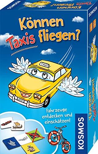 KOSMOS 711542 Können Taxis fliegen Kinder/Mitbringspiel