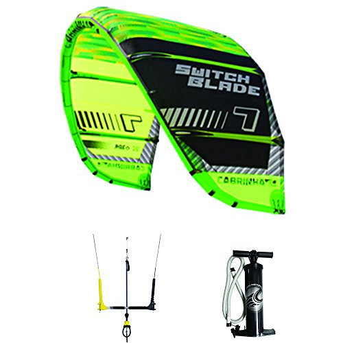 Cabrinha 2016 Switchblade Starter Package (4 Meter) (Color 2) with 2018 1X w/Trimlite