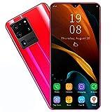 Yctze Desbloqueo de Huellas Dactilares Smartphone 1 + 8GB con 128GB de Espacio de Almacenamiento expandible Ligero(Gradient Purple)