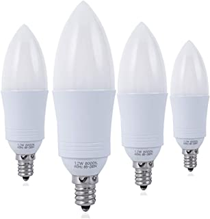 Best silver tipped candelabra base bulb Reviews