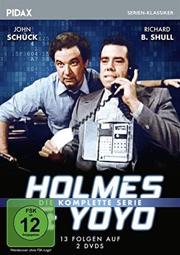 Holmes & Yoyo - Die komplette 13-teilige Kultserie (Pidax Serien-Klassiker) [2 DVDs]