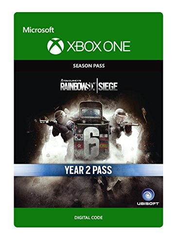 Tom Clancy's Rainbow Six Siege Year 2 Pass - Xbox One Digital Code