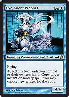 Magic: the Gathering - Uyo, Silent Prophet (64/356) - Commander 2013