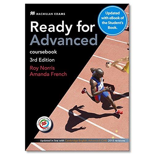 READY FOR ADV Sb -Key (eBook) Pk 3rd Ed (Ready for 3rd Edit)