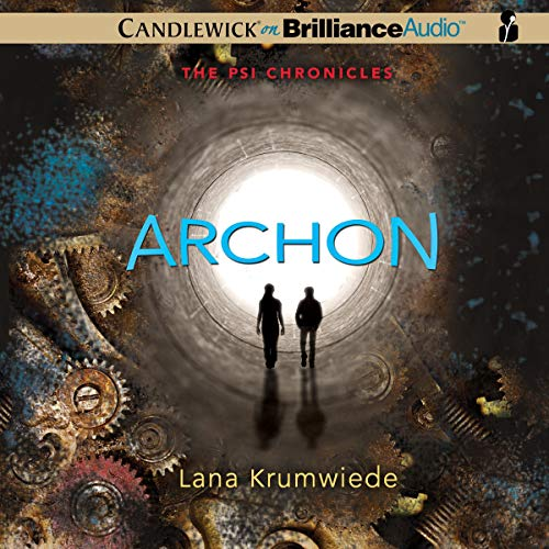 Archon Audiobook By Lana Krumwiede cover art